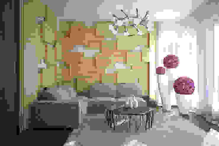 Вира-АртСтрой Eclectic style dining room