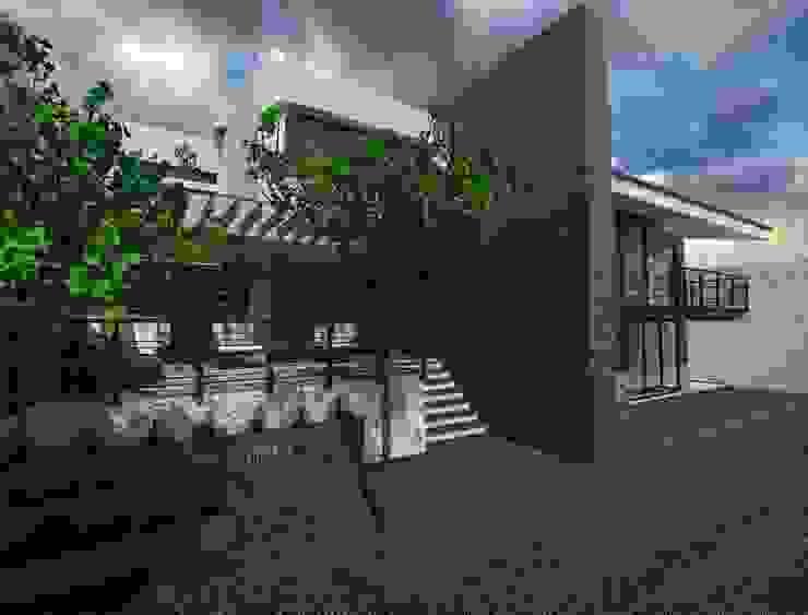 Diseño autocad terraza de CESAR MONCADA SALAZAR (L2M ARQUITECTOS S DE RL DE CV)