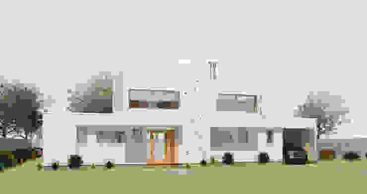 Casa Chamisero de AtelierStudio
