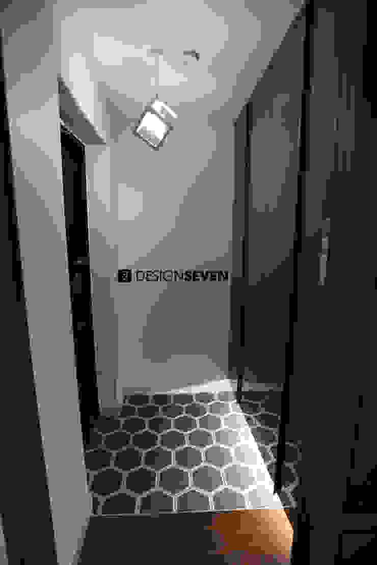 용호롯데 APT: 디자인세븐의 현대 ,모던 타일