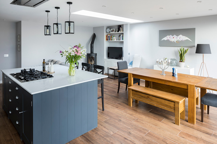 Tooting Whole House Renovation by Model Projects Ltd Класичний