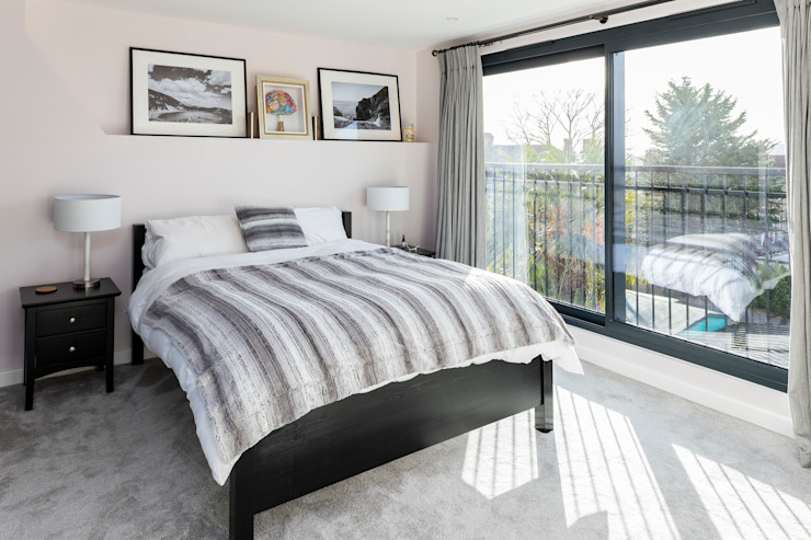 Tooting Whole House Renovation Classic style bedroom by Model Projects Ltd Classic