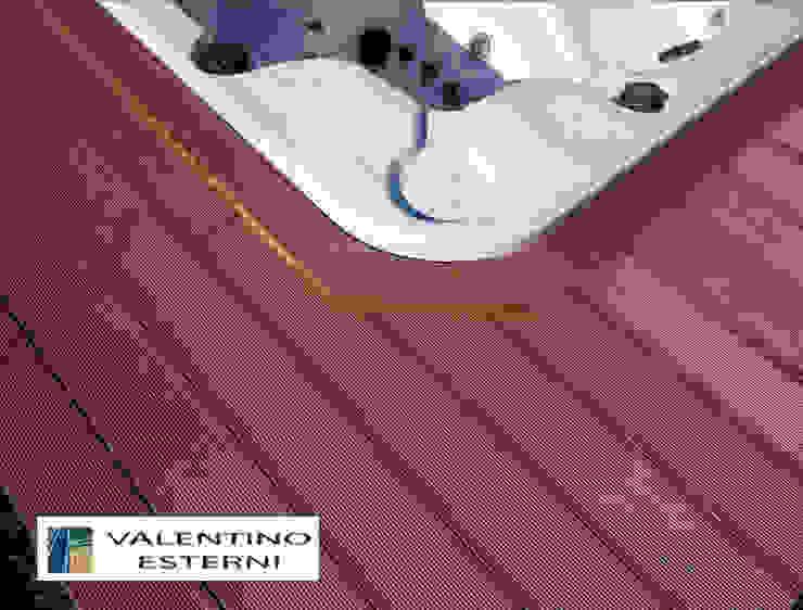 Arredo urbano service srl Pool Engineered Wood Wood effect