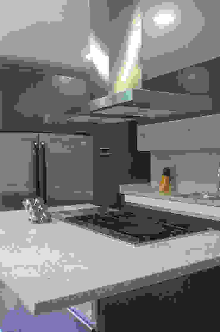 Casa Vega aruachan Cocinas de estilo minimalista de mínimal arquitectura Minimalista