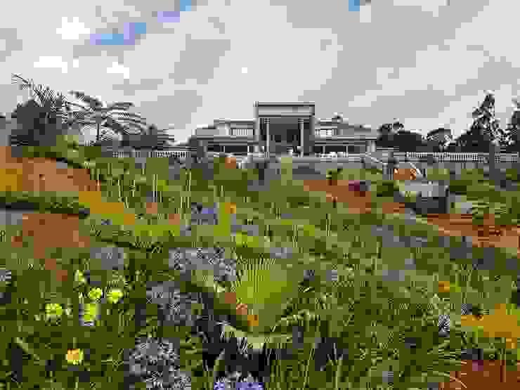 Bangou Estate : eclectic  by House of Gargoyle, Eclectic