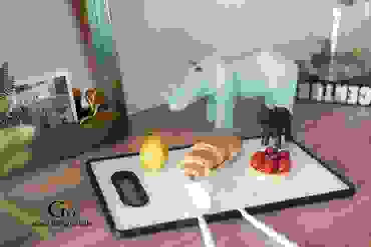 勁懷設計 Minimalist dining room