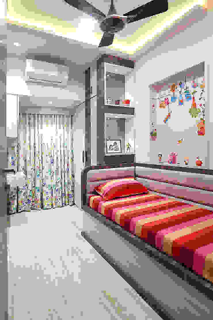 Interior 2 Modern Kid's Room by DaVi Studio Modern