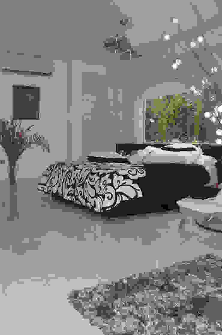 Casa Vega aruachan Habitaciones de estilo minimalista de mínimal arquitectura Minimalista