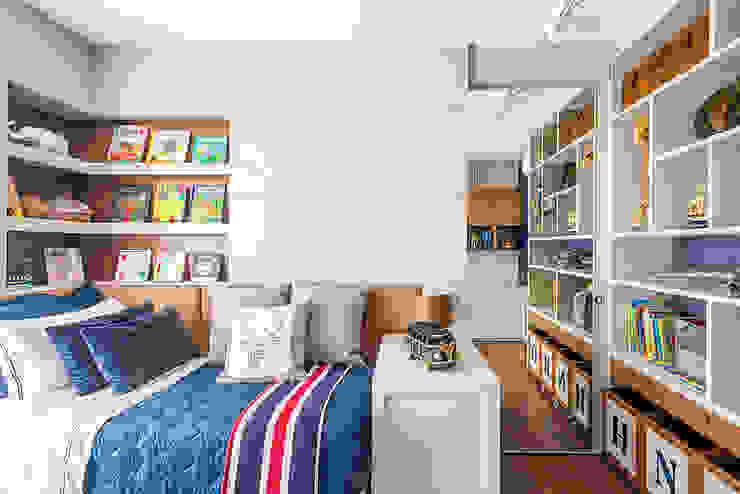 Apartamento Spengler Decor Quartos de adolescente