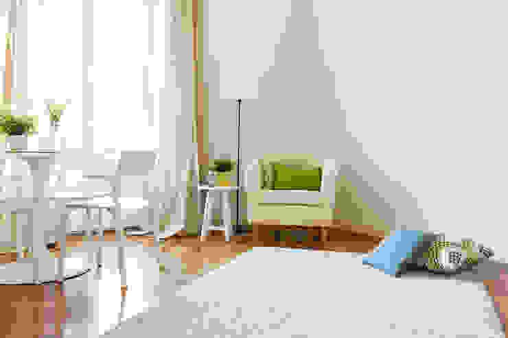 MINIMAL   Laboratorio d'Interni Modern living room MDF Green