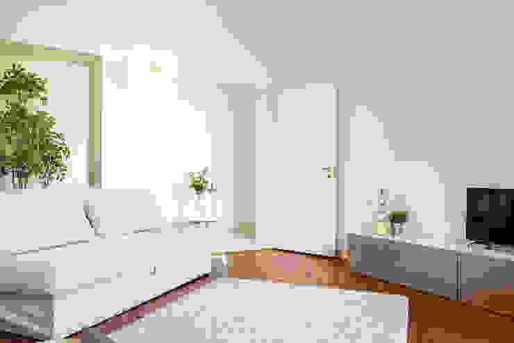 MINIMAL   Laboratorio d'Interni Modern living room MDF Beige