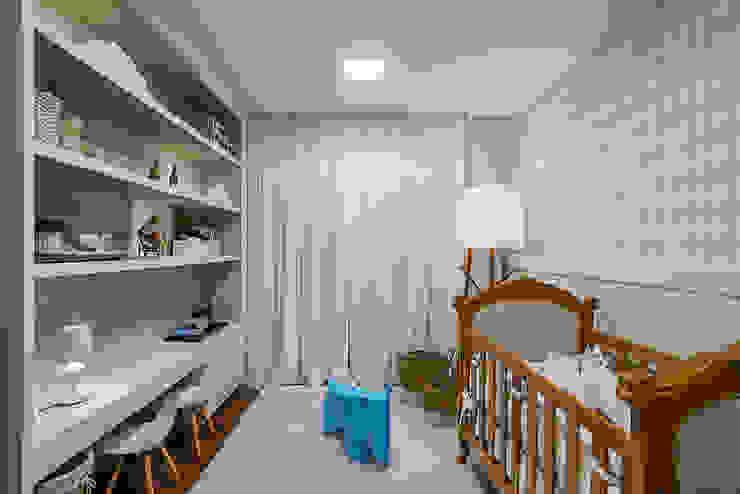 Apartamento Spengler Decor Quartos de bebê