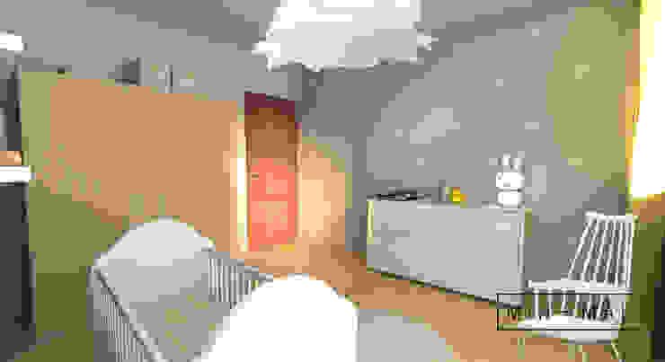 Rendering cameretta MINIMAL   Laboratorio d'Interni Cameretta neonato