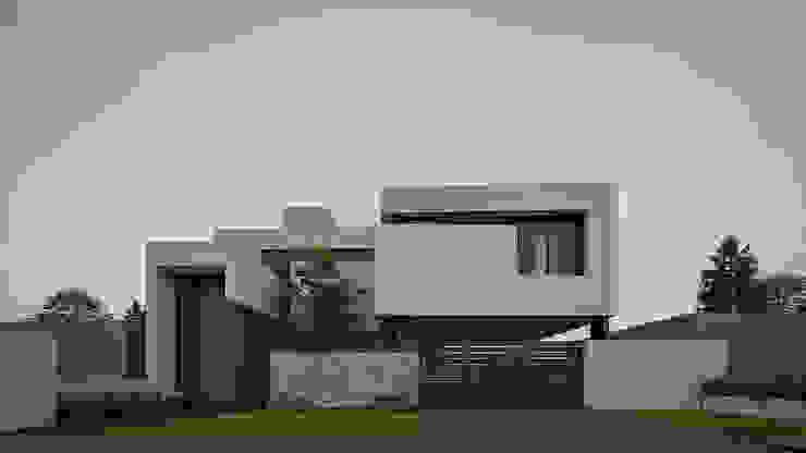 Casa Reales: minimalist  by NOOBstudio, Minimalist