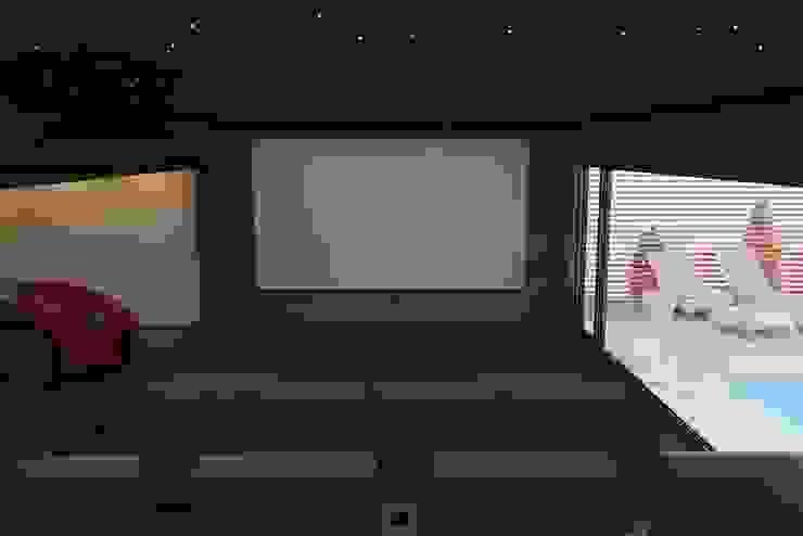 Home Cinema Room in Knutsford, Cheshire Custom Controls Electronics