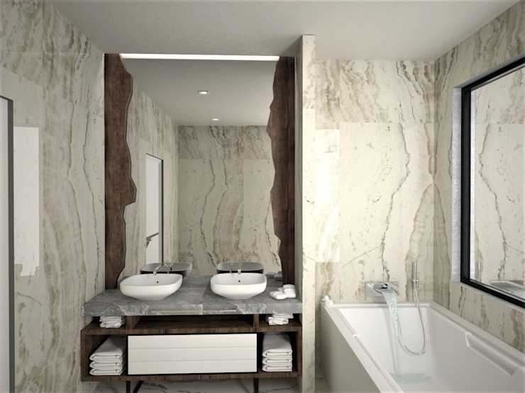 by Murat Aksel Architecture Modern Marble