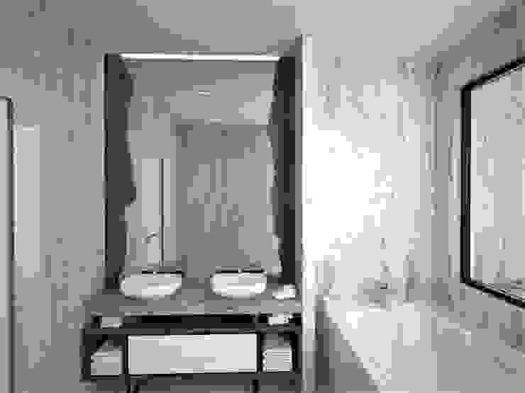 от Murat Aksel Architecture Модерн Мрамор
