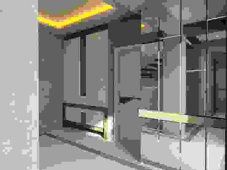 в современный. Автор – Murat Aksel Architecture, Модерн Бетон
