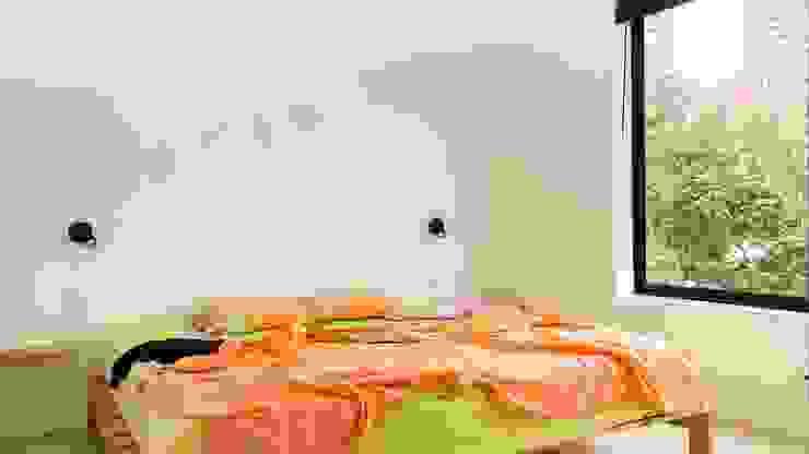 Cuarto principal sin Home Staging de homeblizz