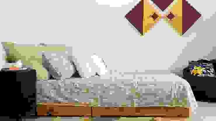 Cuarto secundario con Home Staging de homeblizz
