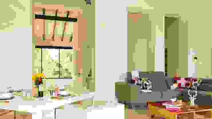 Sala - Comedor con Home Staging de homeblizz