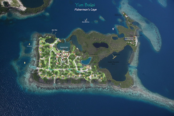 Frank Jermusek | Listing: Fisherman's Caye by Frank Jermusek at SVN | Northco Tropical