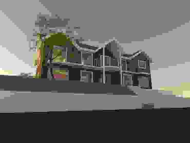 1 Casas estilo moderno: ideas, arquitectura e imágenes de homify Moderno Concreto