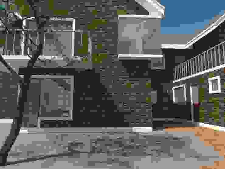 3 Casas estilo moderno: ideas, arquitectura e imágenes de homify Moderno Concreto
