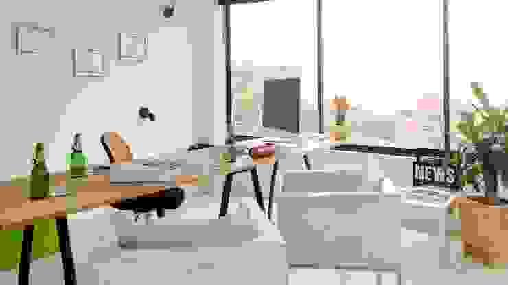 Officina con Home Staging de homeblizz