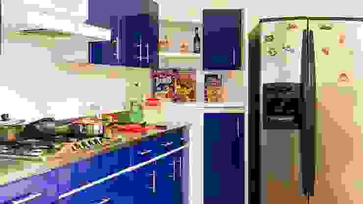 Cocina sin Home Staging de homeblizz