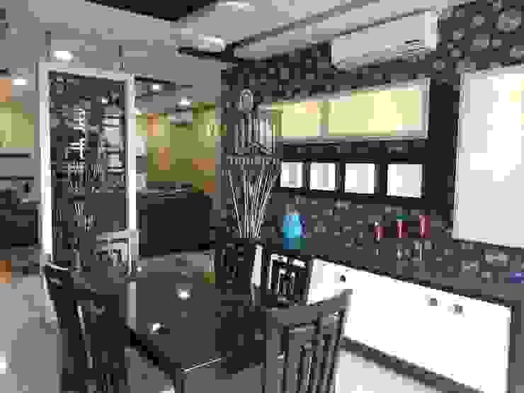 Dinning Area: modern  by TRIUMPH INTERIORS, Modern