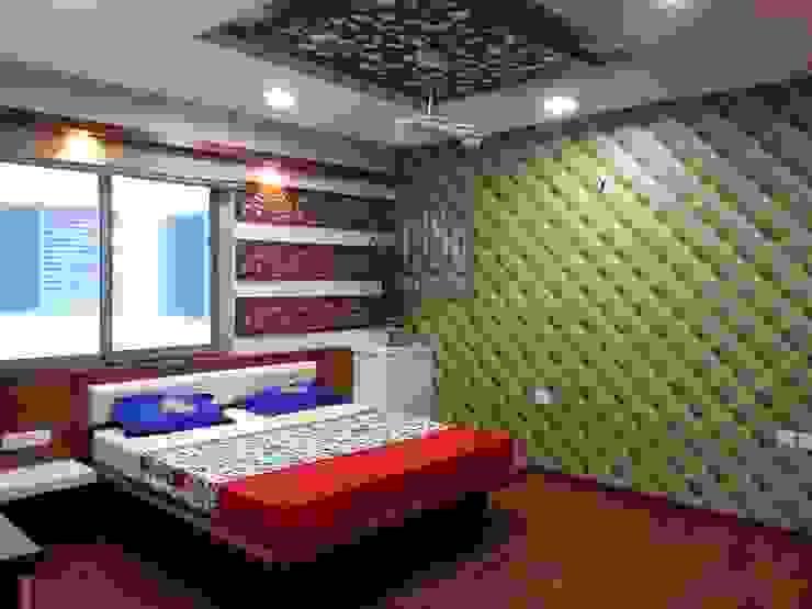 Kidsbed Room Bed : modern  by TRIUMPH INTERIORS, Modern