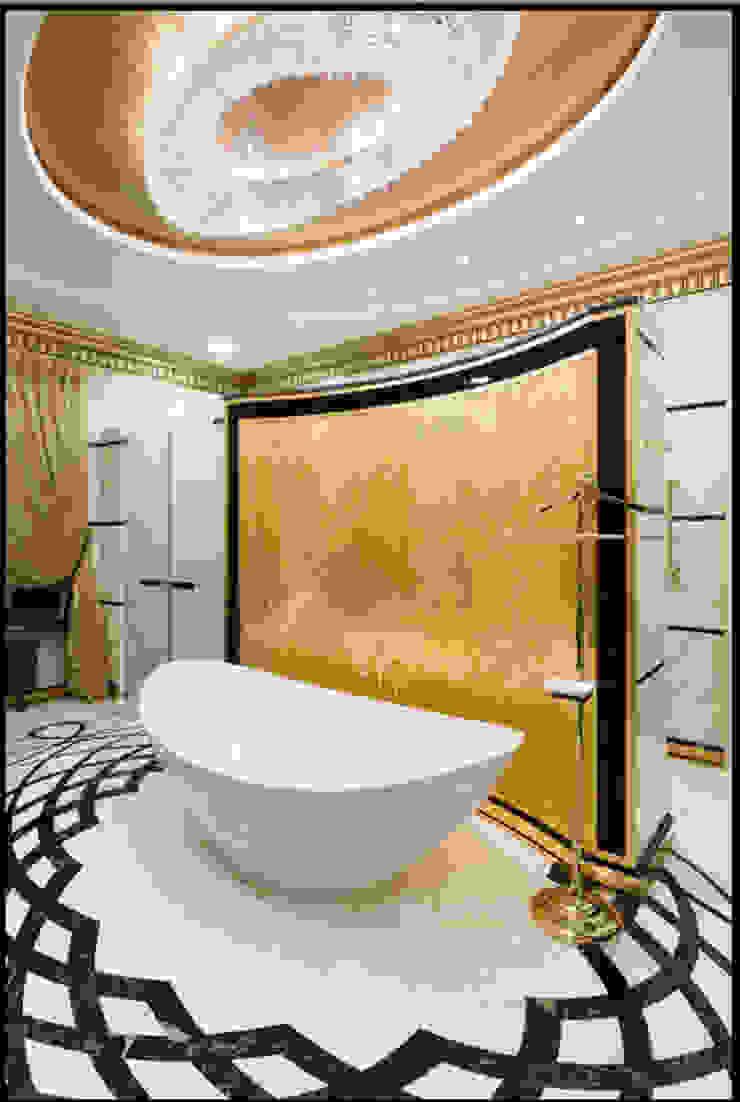 Atoll crystal chandelier Manooi BathroomLighting