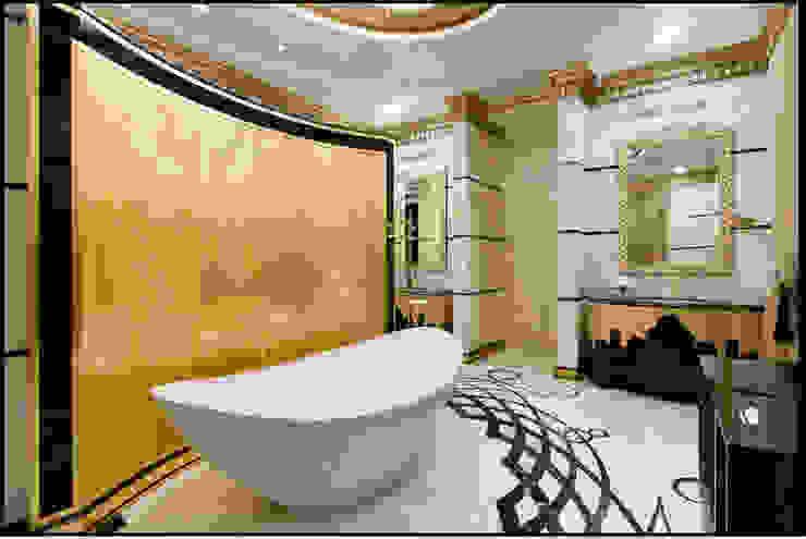 Linea crystal walls Manooi BathroomLighting