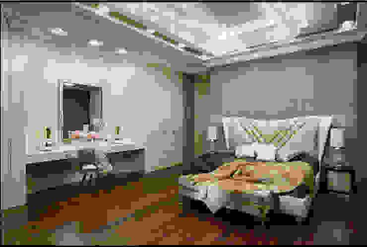 Koi crystal chandelier Manooi BedroomLighting