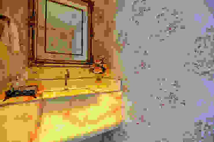 Apartamento Banheiros modernos por Spengler Decor Moderno