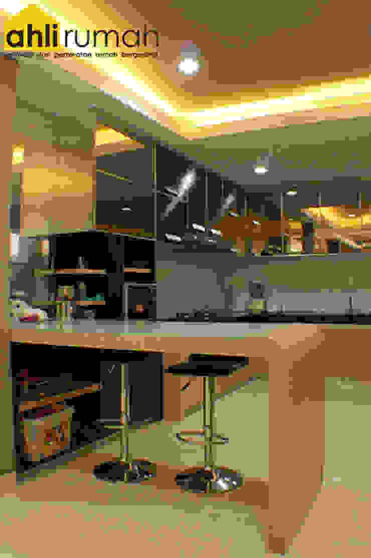Rumah Tinggal Bpk Yanto Dapur Modern Oleh ahlirumah.id Modern