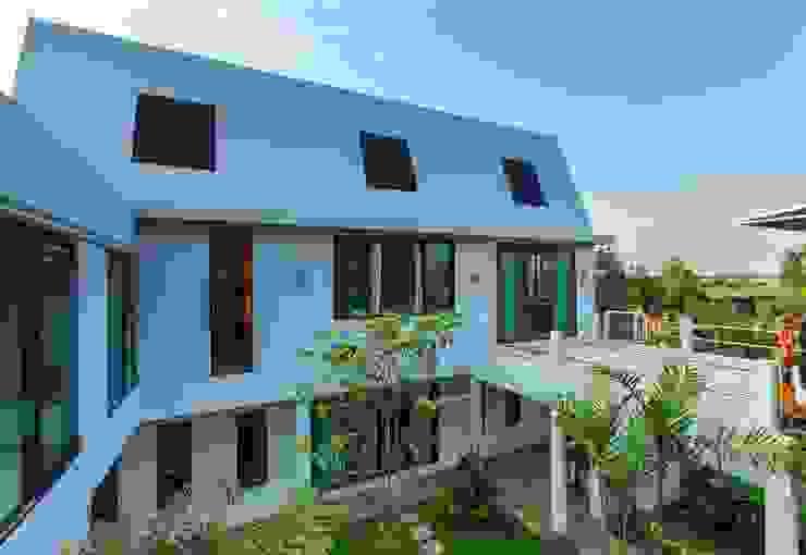 Nowoczesne domy od Arkinetic Co.,Ltd by Beam&Kai Architects Nowoczesny