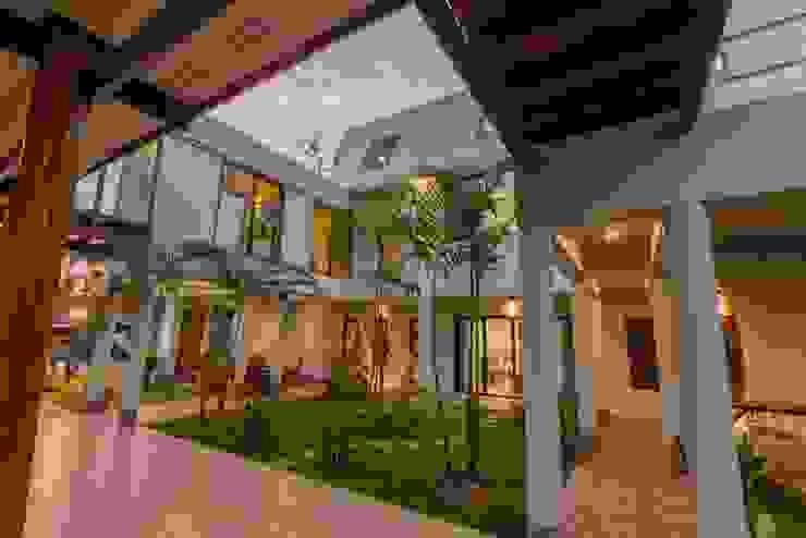 Arkinetic Co.,Ltd by Beam&Kai Architects Modern garden