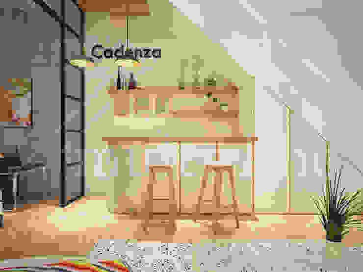 Showroom Sofa Multiline Design Kantor & Toko Modern