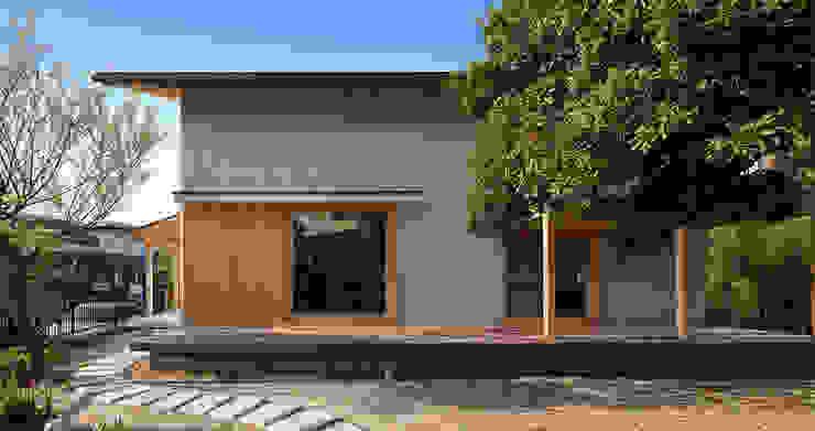 Modern Evler ヨシタケ ケンジ建築事務所 Modern