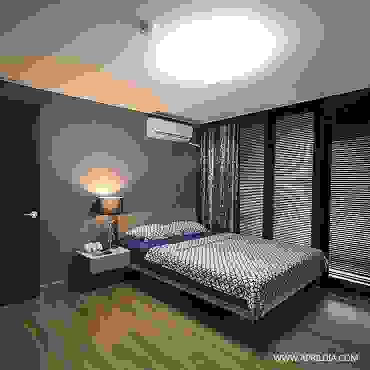 복수동 초록마을 34PY 아파트 모던스타일 미디어 룸 by 에이프릴디아 모던