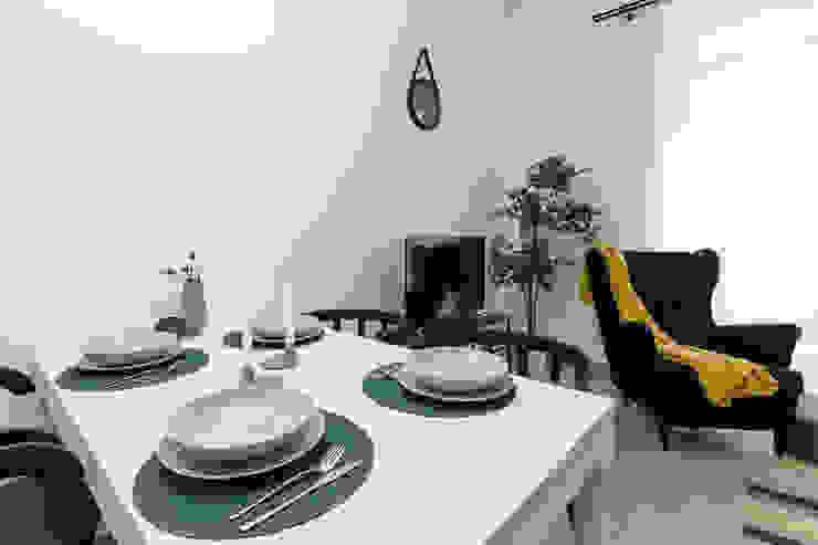 Casa MS Architrek Soggiorno moderno