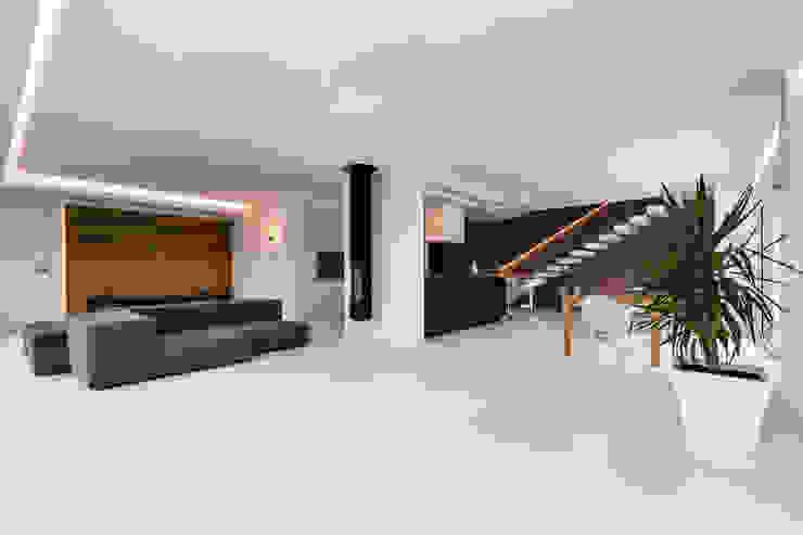 Casa GB Soggiorno moderno di Elia Falaschi Fotografo Moderno