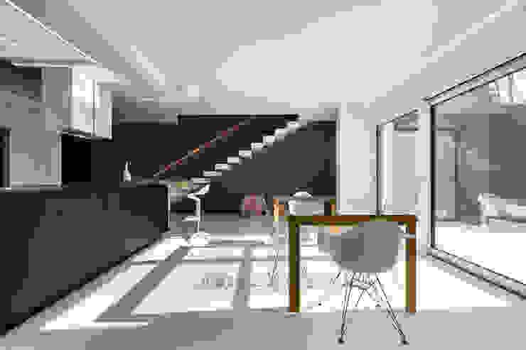 Casa GB Sala da pranzo moderna di Elia Falaschi Fotografo Moderno