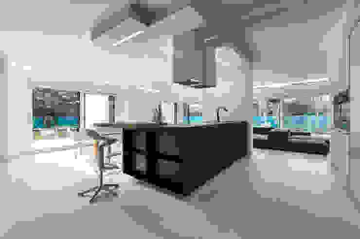Casa GB Cucina moderna di Elia Falaschi Fotografo Moderno