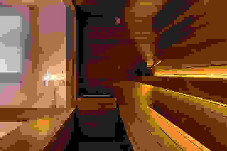 Casa GB Spa moderna di Elia Falaschi Fotografo Moderno