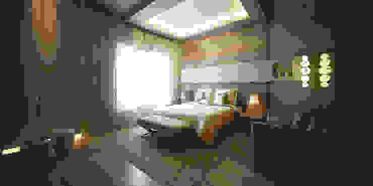 Bedroom من Lines Studios