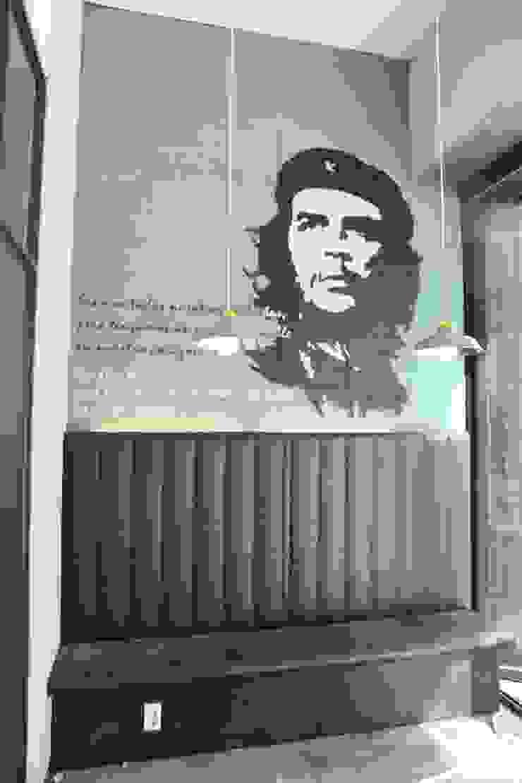 실내 벽화 프로젝트 by 디자인브라더스 모던