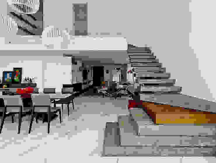 根據 Espaço do Traço arquitetura 簡約風